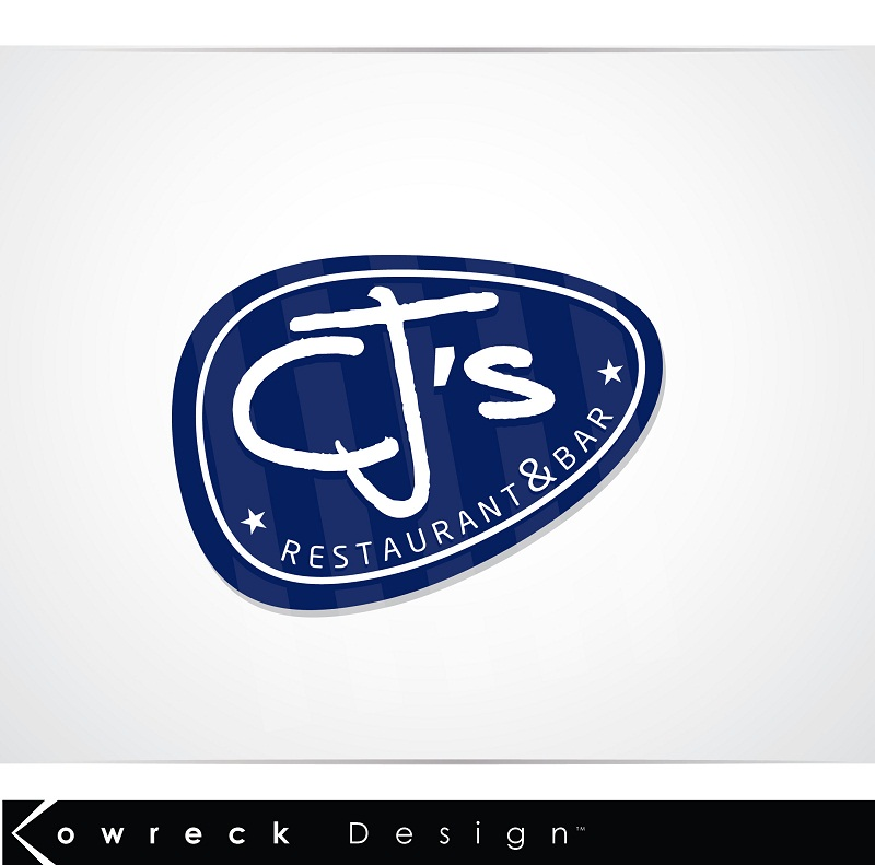 Logo Design by kowreck - Entry No. 81 in the Logo Design Contest Inspiring Logo Design for Cj's.