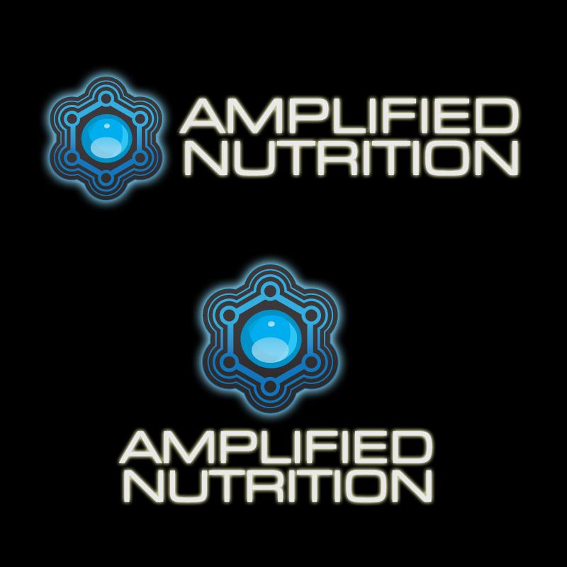 Logo Design by Alex-Alvarez - Entry No. 162 in the Logo Design Contest Amplified Nutrition.