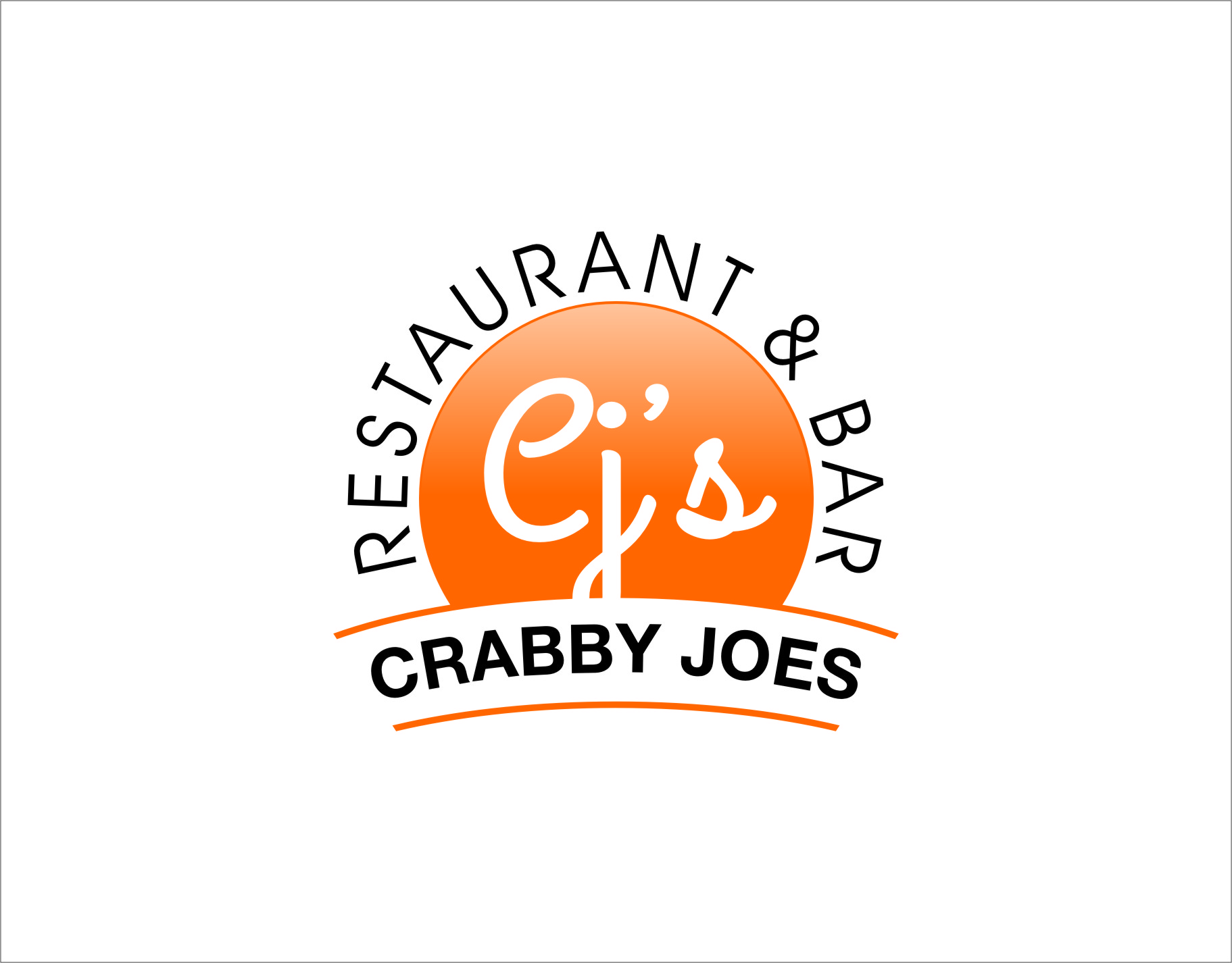 Logo Design by Ngepet_art - Entry No. 82 in the Logo Design Contest Inspiring Logo Design for Cj's.