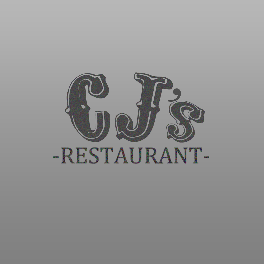 Logo Design by Bobby Yoga P - Entry No. 84 in the Logo Design Contest Inspiring Logo Design for Cj's.