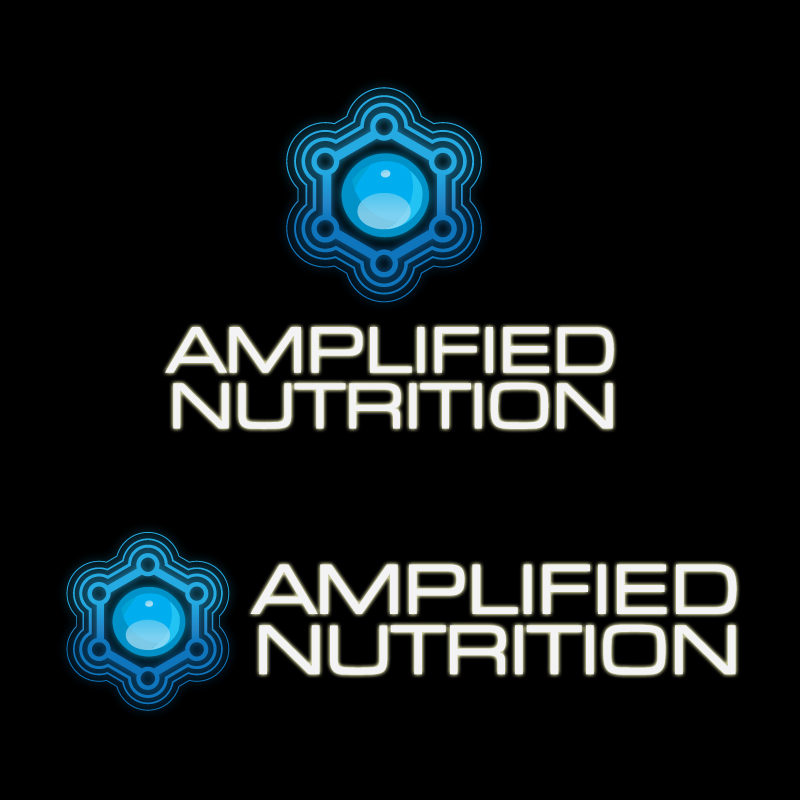Logo Design by Alex-Alvarez - Entry No. 163 in the Logo Design Contest Amplified Nutrition.