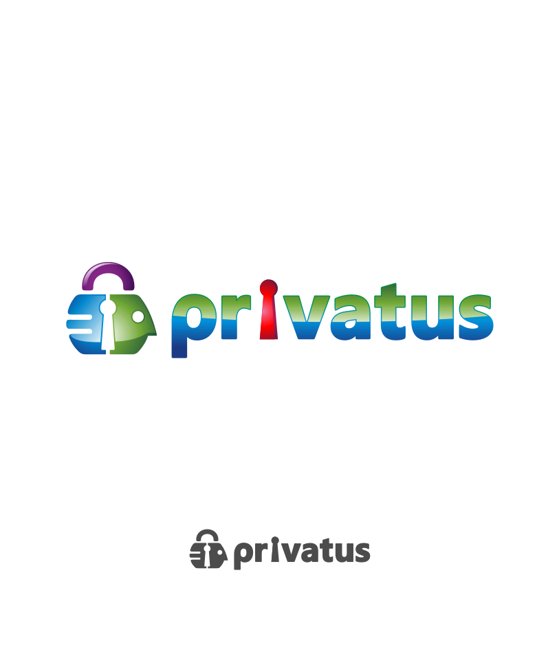 Logo Design by graphicleaf - Entry No. 285 in the Logo Design Contest New Logo Design for privatus.