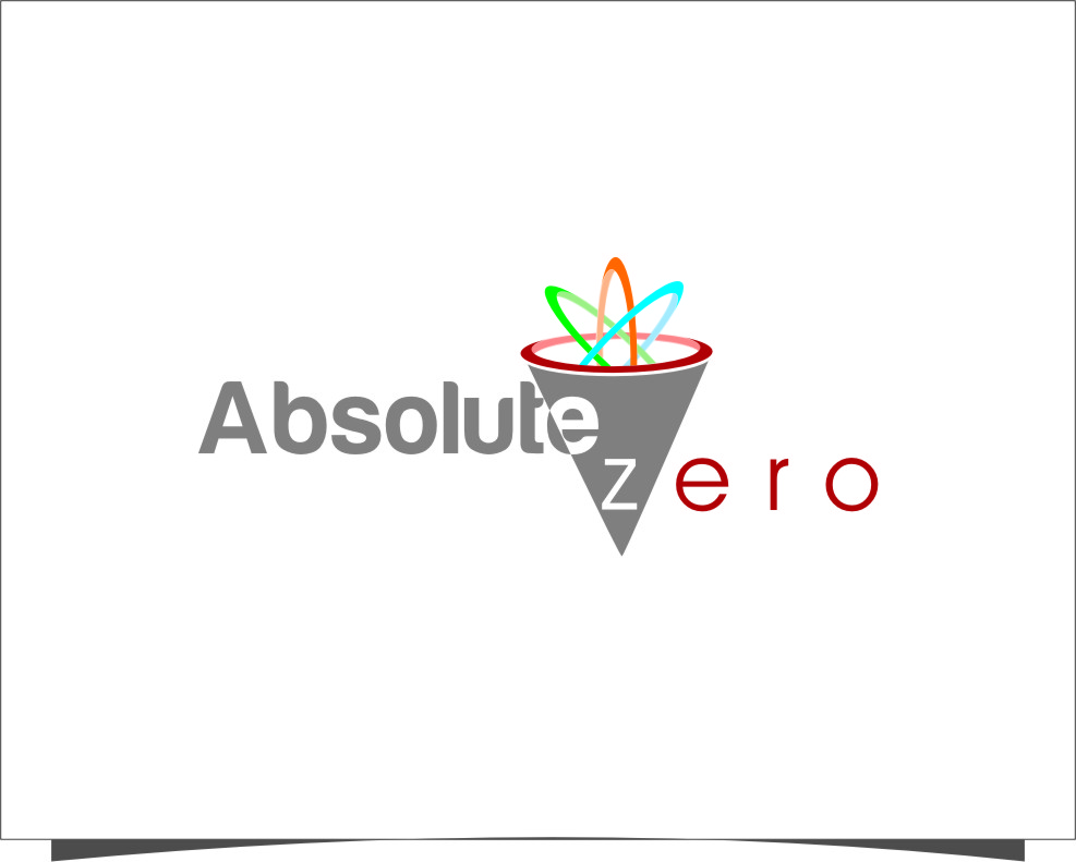 Logo Design by RasYa Muhammad Athaya - Entry No. 21 in the Logo Design Contest Imaginative Logo Design for Absolute Zero.