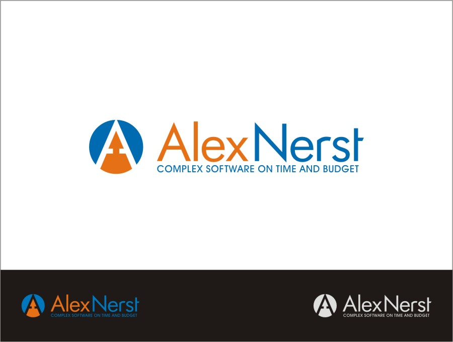 Logo Design by RED HORSE design studio - Entry No. 42 in the Logo Design Contest Artistic Logo Design for Alex Nerst.