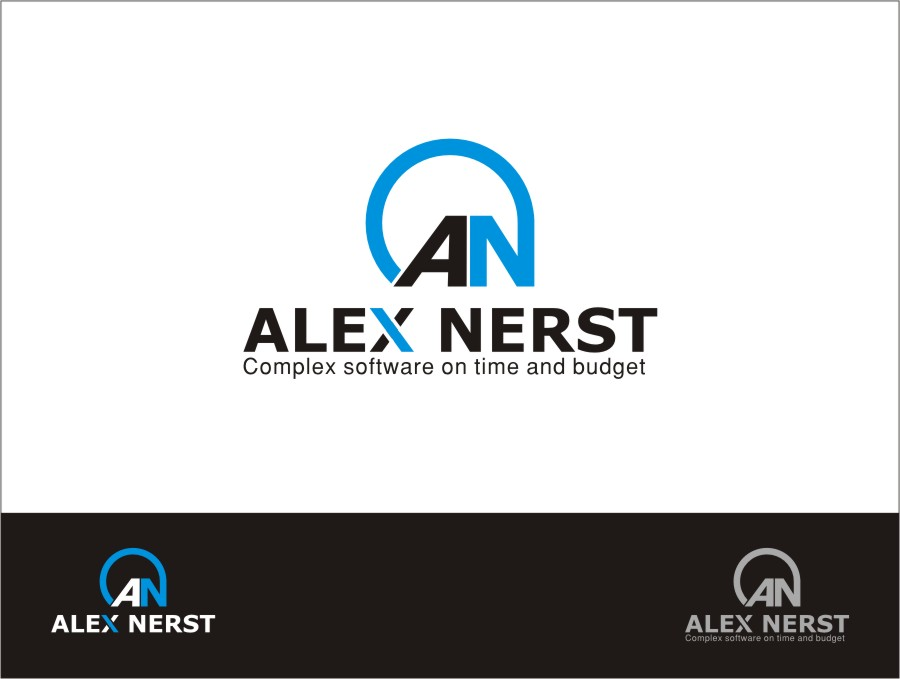 Logo Design by RED HORSE design studio - Entry No. 44 in the Logo Design Contest Artistic Logo Design for Alex Nerst.