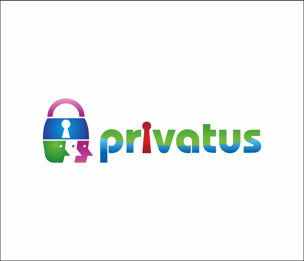 Logo Design by Armada Jamaluddin - Entry No. 294 in the Logo Design Contest New Logo Design for privatus.