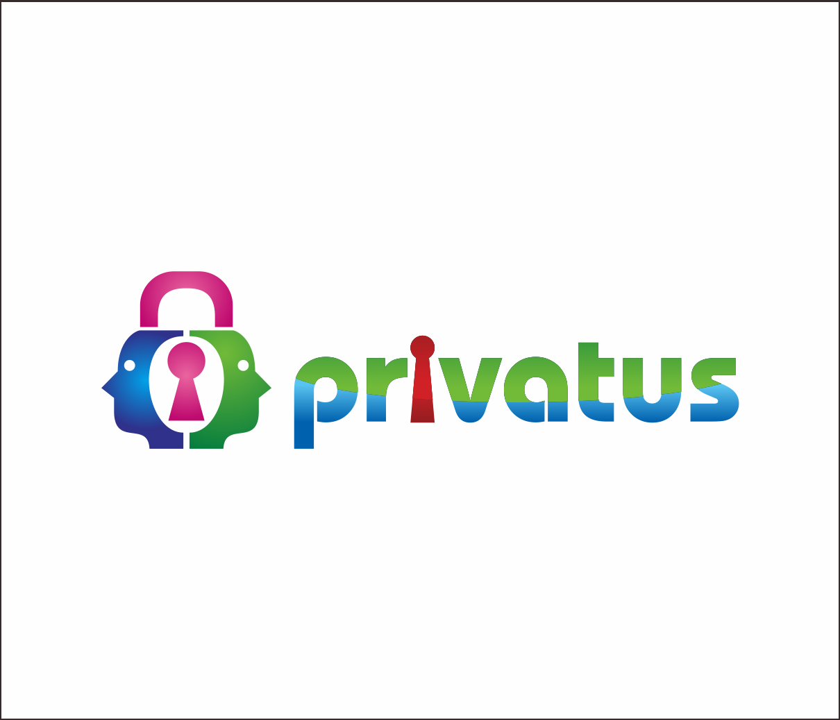 Logo Design by Armada Jamaluddin - Entry No. 295 in the Logo Design Contest New Logo Design for privatus.