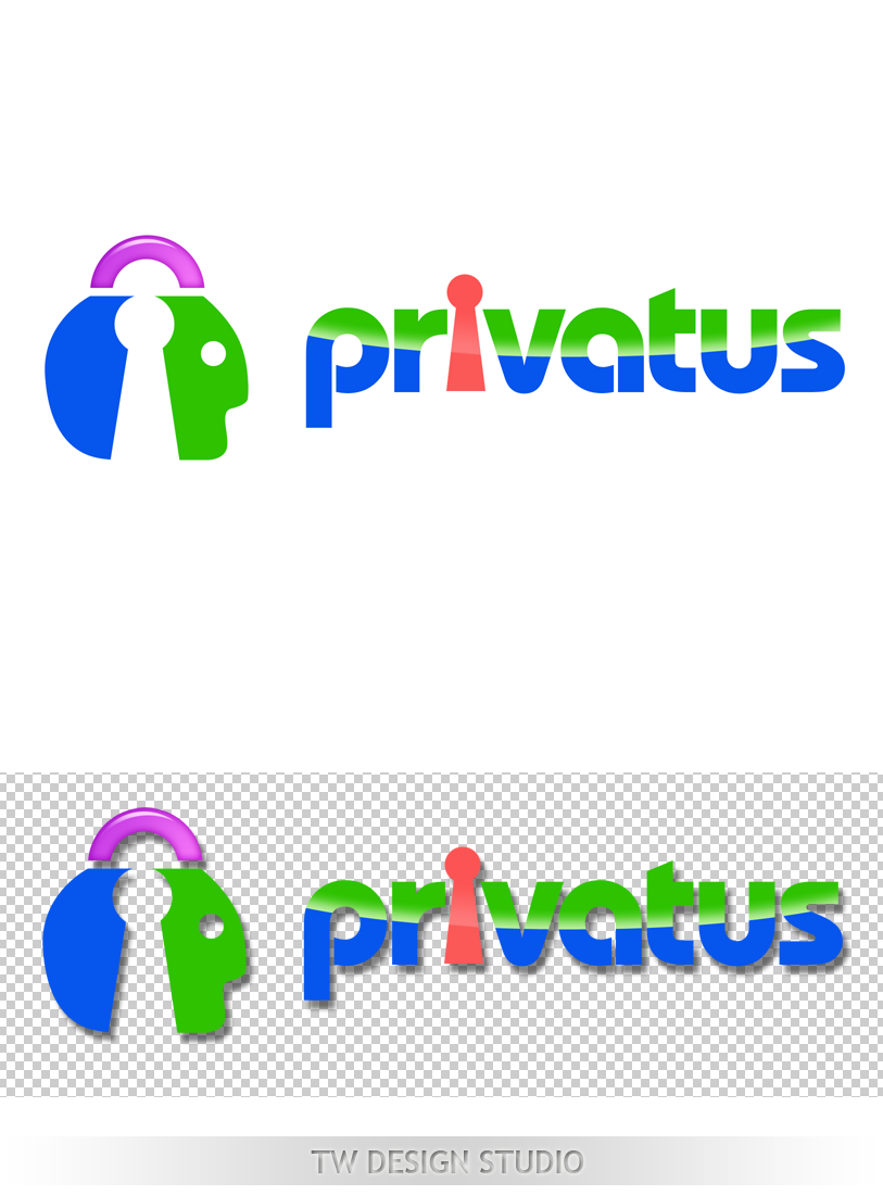 Logo Design by Private User - Entry No. 298 in the Logo Design Contest New Logo Design for privatus.