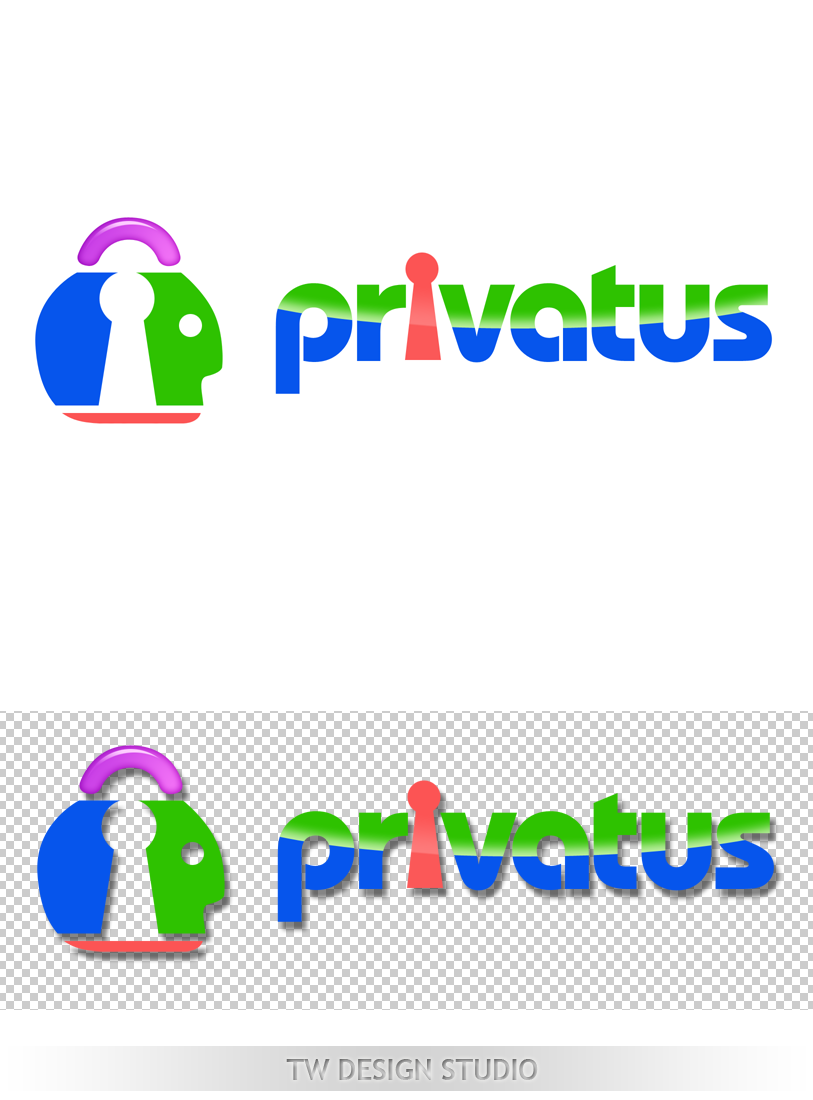 Logo Design by Private User - Entry No. 299 in the Logo Design Contest New Logo Design for privatus.