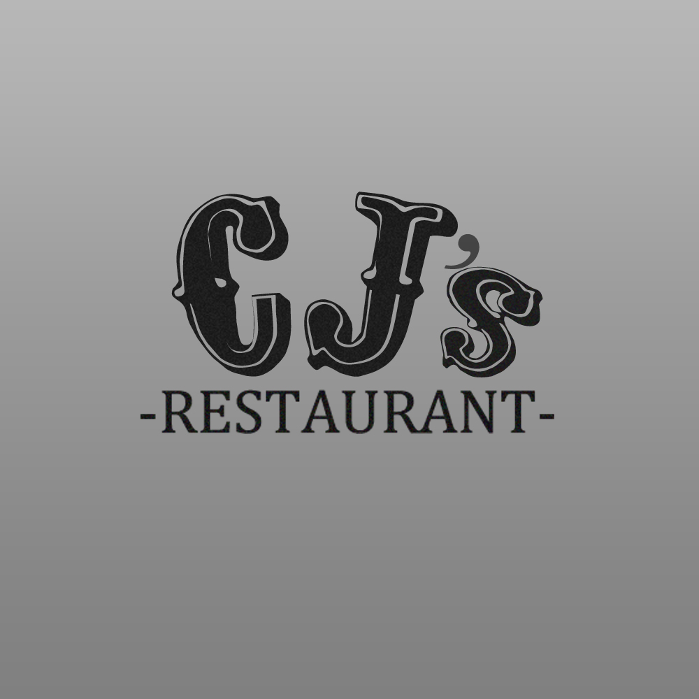 Logo Design by Bobby Yoga P - Entry No. 93 in the Logo Design Contest Inspiring Logo Design for Cj's.