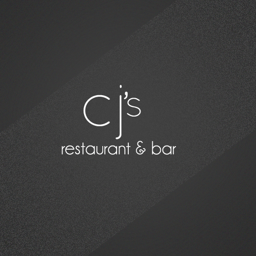 Logo Design by Bobby Yoga P - Entry No. 94 in the Logo Design Contest Inspiring Logo Design for Cj's.