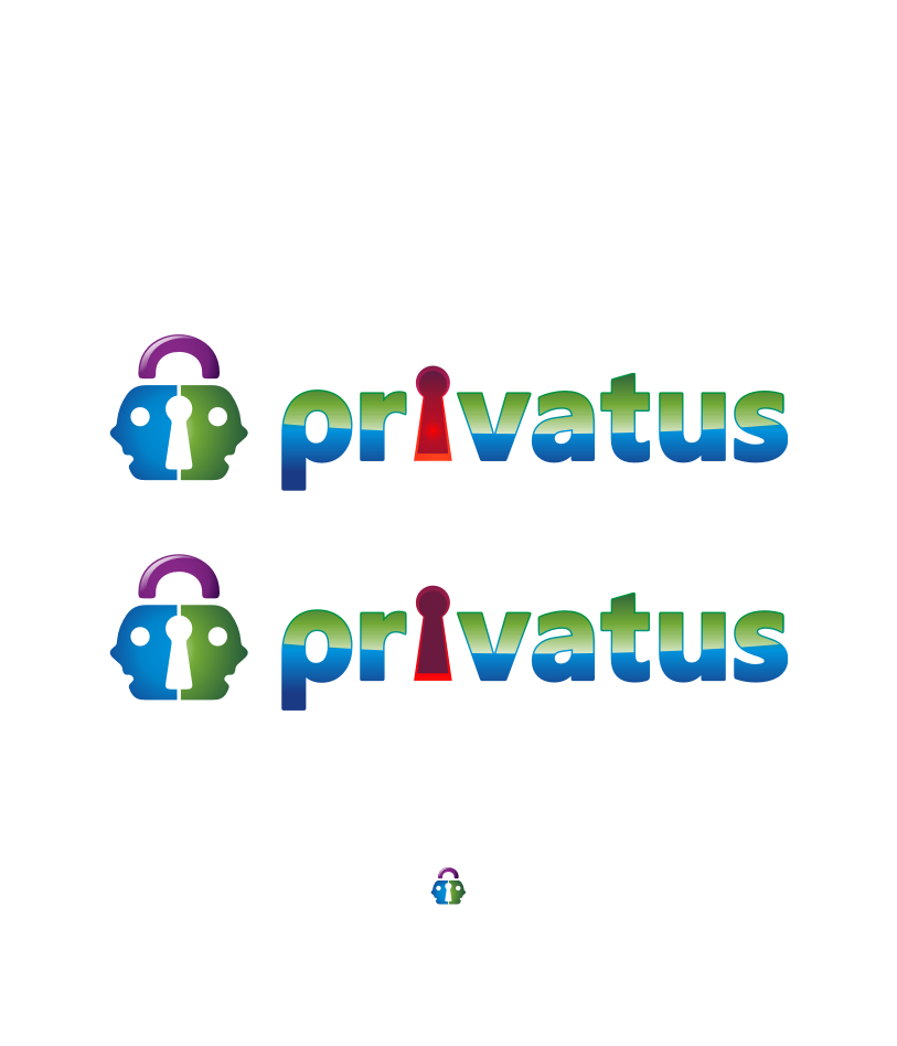 Logo Design by graphicleaf - Entry No. 303 in the Logo Design Contest New Logo Design for privatus.