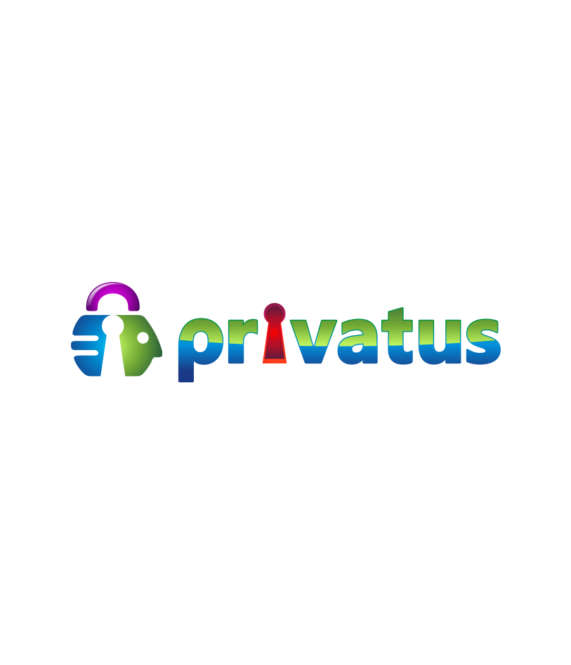 Logo Design by graphicleaf - Entry No. 304 in the Logo Design Contest New Logo Design for privatus.