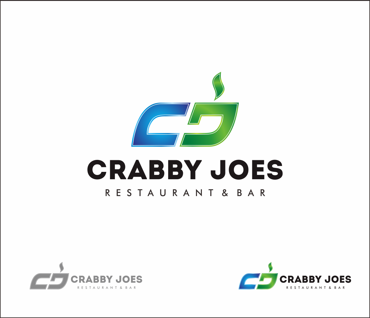 Logo Design by Armada Jamaluddin - Entry No. 105 in the Logo Design Contest Inspiring Logo Design for Cj's.