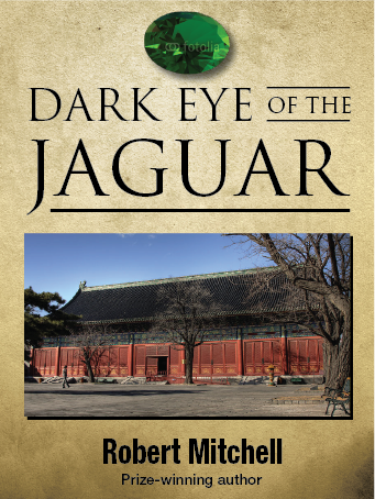 Book Cover Design by darkobovan - Entry No. 3 in the Book Cover Design Contest Imaginative Book Cover Design for Dark Eye of the Jaguar.