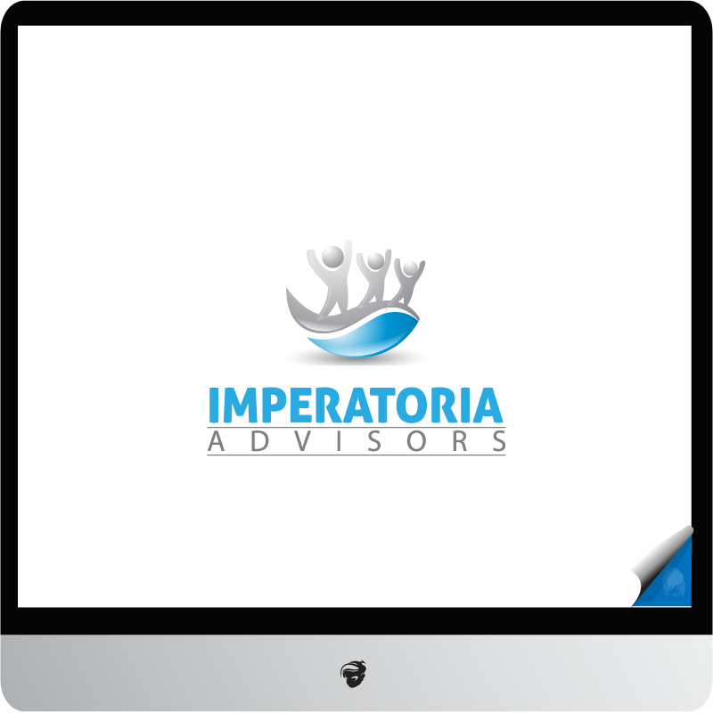Logo Design by zesthar - Entry No. 2 in the Logo Design Contest Unique Logo Design Wanted for Imperatoria Advisors.