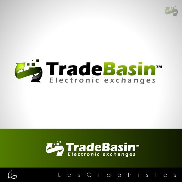 Logo Design by Les-Graphistes - Entry No. 38 in the Logo Design Contest TradeBasin.