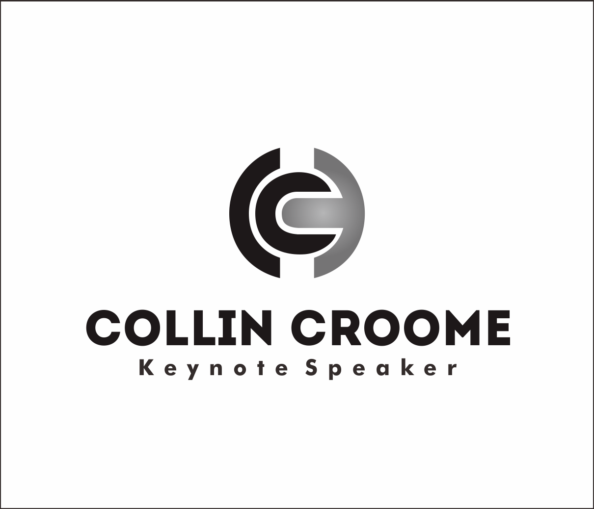 Logo Design by Armada Jamaluddin - Entry No. 158 in the Logo Design Contest Modern Logo Design for Collin Croome.