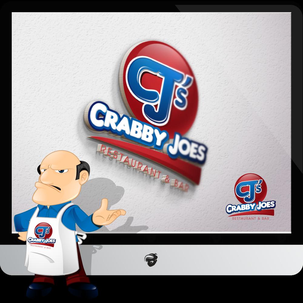 Logo Design by zesthar - Entry No. 106 in the Logo Design Contest Inspiring Logo Design for Cj's.