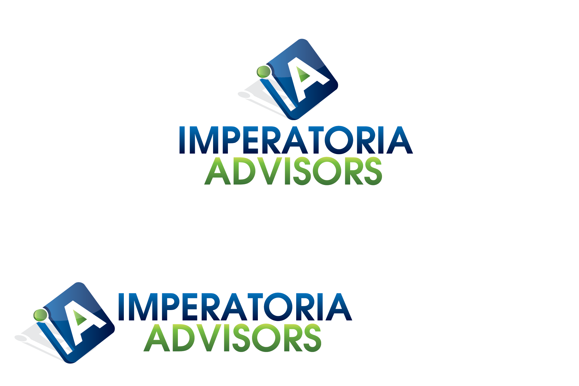 Logo Design by Private User - Entry No. 5 in the Logo Design Contest Unique Logo Design Wanted for Imperatoria Advisors.