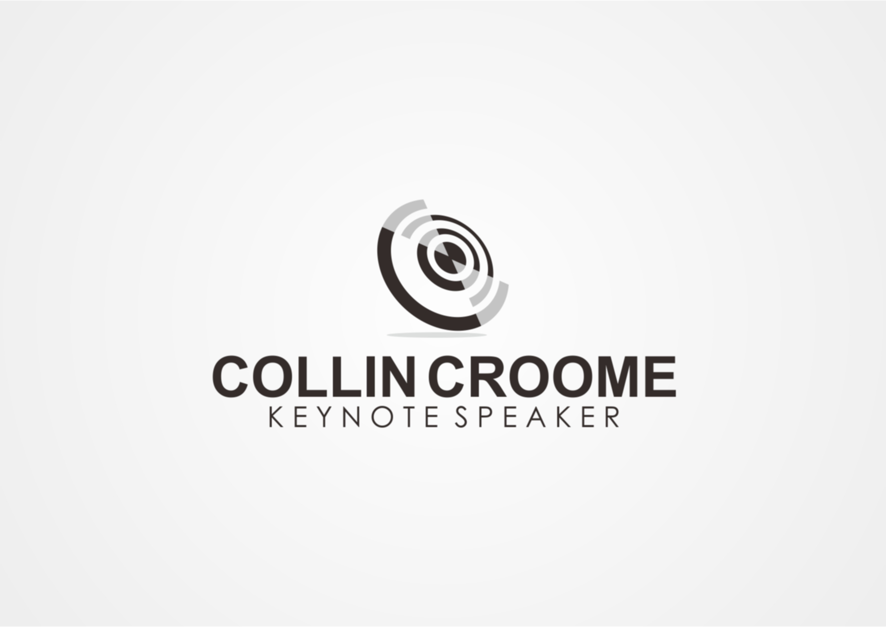 Logo Design by Private User - Entry No. 161 in the Logo Design Contest Modern Logo Design for Collin Croome.