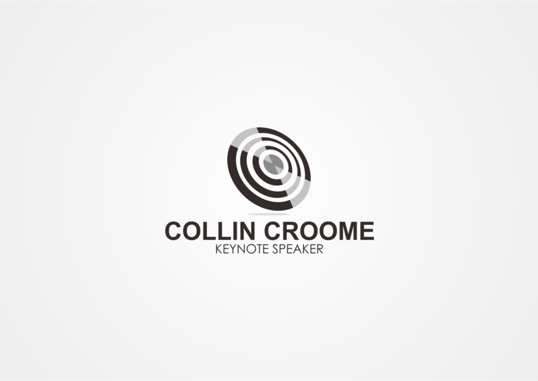 Logo Design by Private User - Entry No. 162 in the Logo Design Contest Modern Logo Design for Collin Croome.