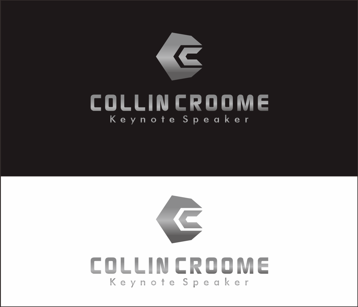 Logo Design by Armada Jamaluddin - Entry No. 165 in the Logo Design Contest Modern Logo Design for Collin Croome.