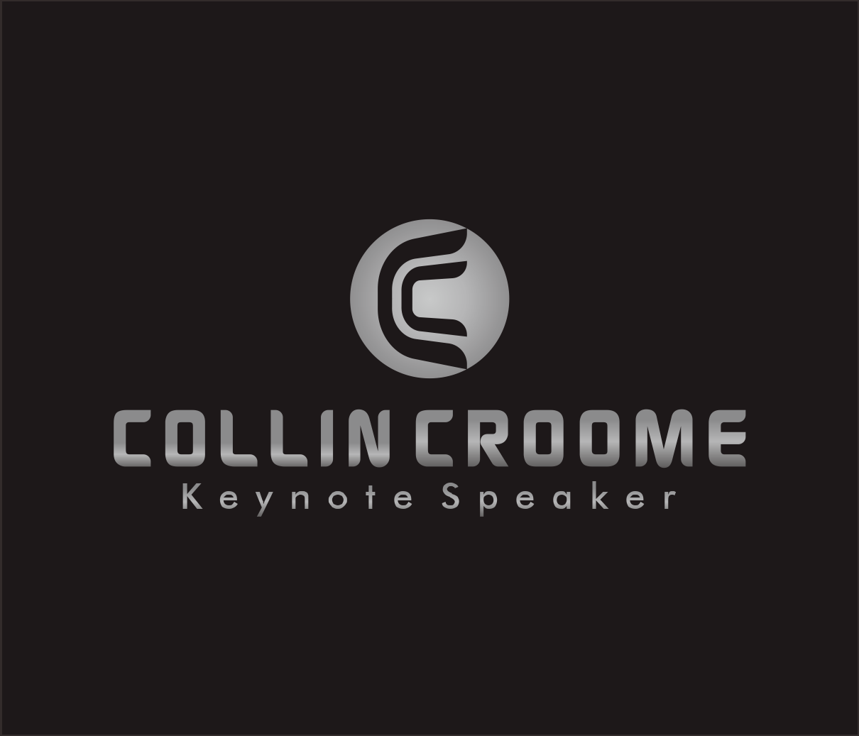 Logo Design by Armada Jamaluddin - Entry No. 166 in the Logo Design Contest Modern Logo Design for Collin Croome.