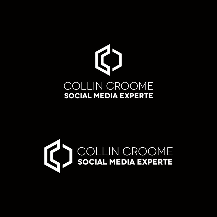 Logo Design by Private User - Entry No. 169 in the Logo Design Contest Modern Logo Design for Collin Croome.
