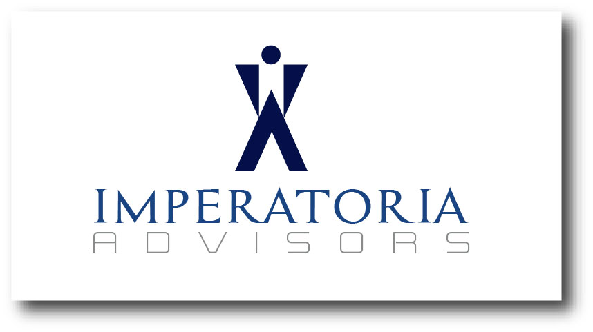 Logo Design by Boba Dizajn - Entry No. 8 in the Logo Design Contest Unique Logo Design Wanted for Imperatoria Advisors.