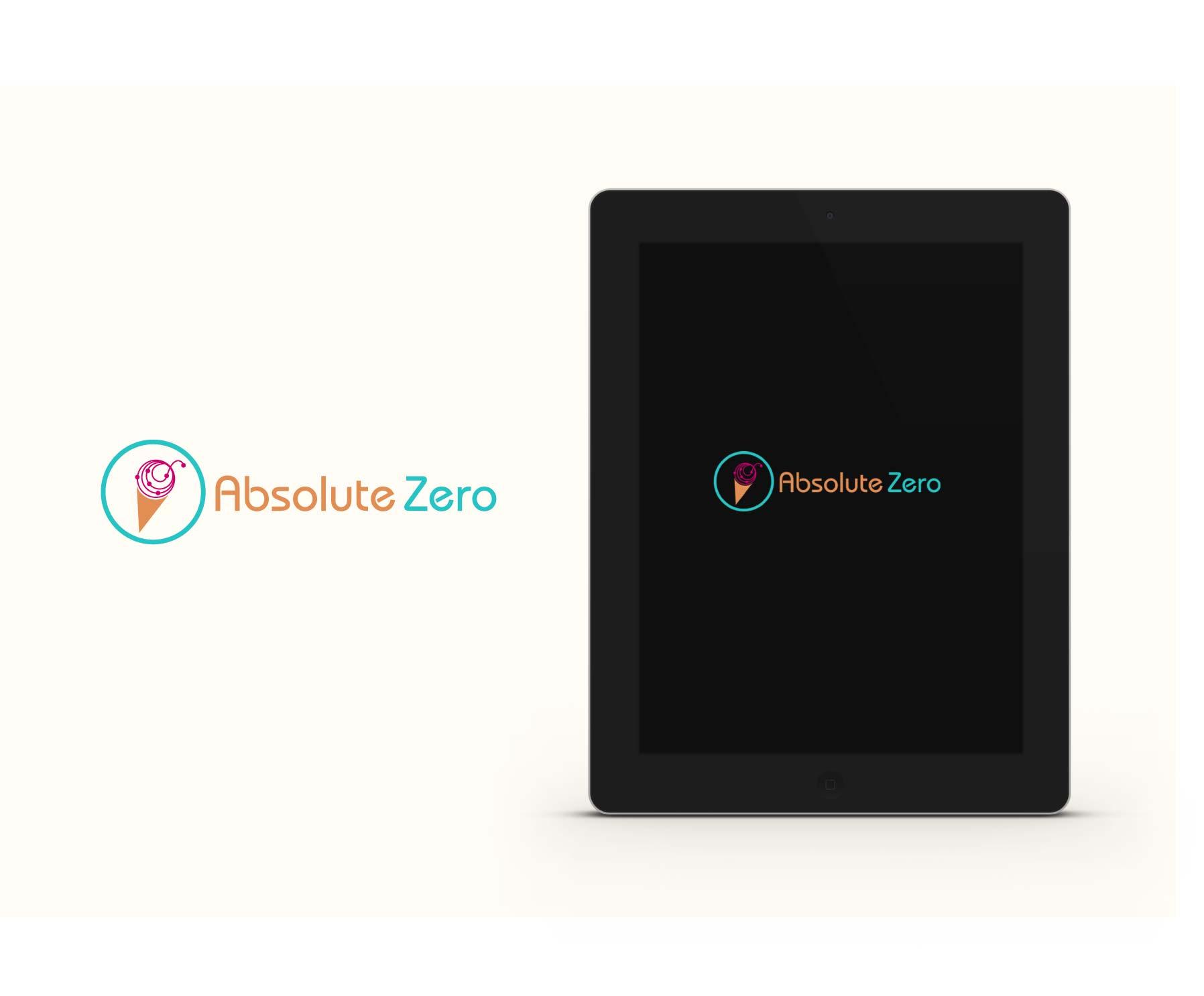 Logo Design by Osi Indra - Entry No. 27 in the Logo Design Contest Imaginative Logo Design for Absolute Zero.