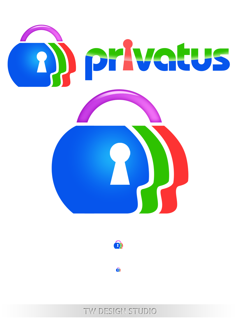 Logo Design by Private User - Entry No. 307 in the Logo Design Contest New Logo Design for privatus.