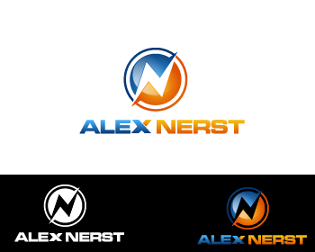 Logo Design by Private User - Entry No. 53 in the Logo Design Contest Artistic Logo Design for Alex Nerst.