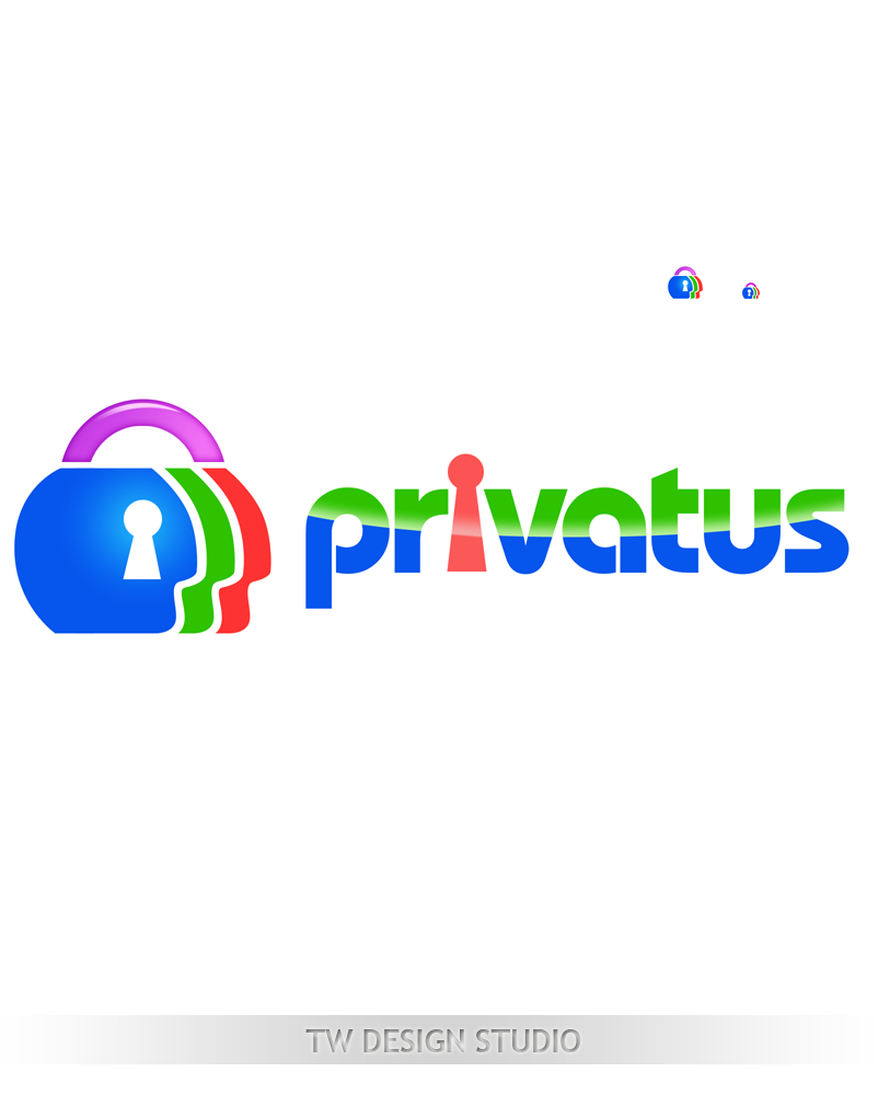 Logo Design by Private User - Entry No. 315 in the Logo Design Contest New Logo Design for privatus.