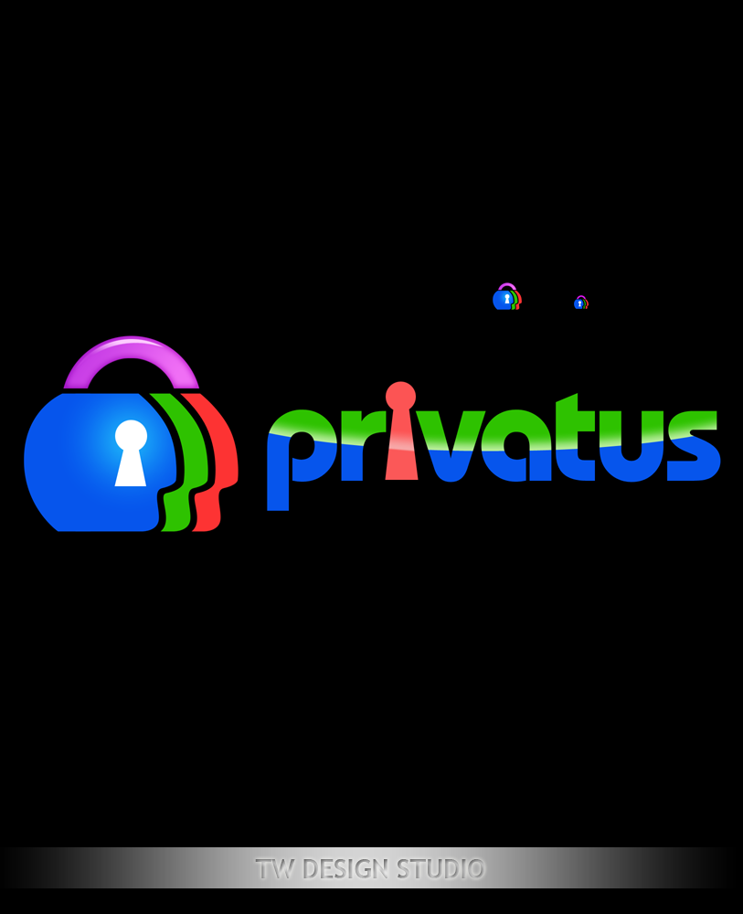 Logo Design by Private User - Entry No. 317 in the Logo Design Contest New Logo Design for privatus.