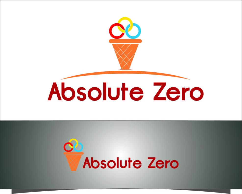 Logo Design by RasYa Muhammad Athaya - Entry No. 28 in the Logo Design Contest Imaginative Logo Design for Absolute Zero.