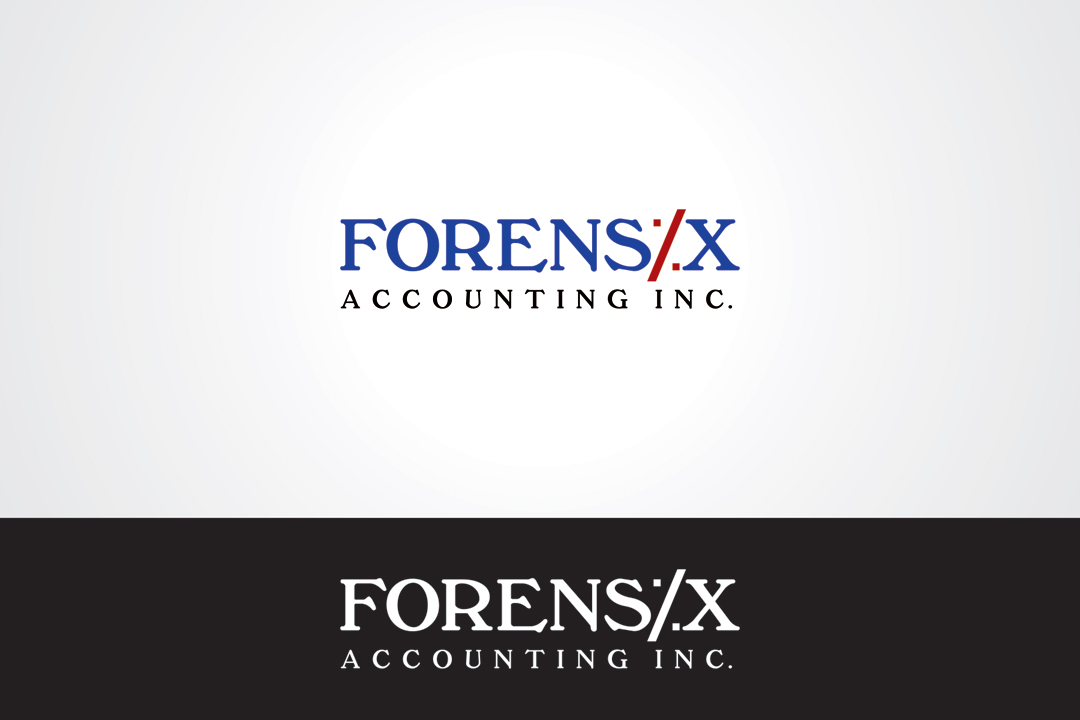 Logo Design by vdhadse - Entry No. 9 in the Logo Design Contest FORENSIX ACCOUNTING INC. Logo Design.