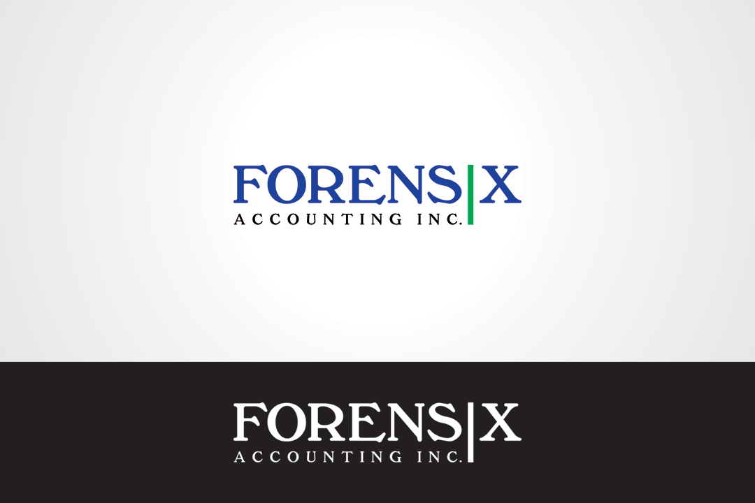 Logo Design by vdhadse - Entry No. 10 in the Logo Design Contest FORENSIX ACCOUNTING INC. Logo Design.