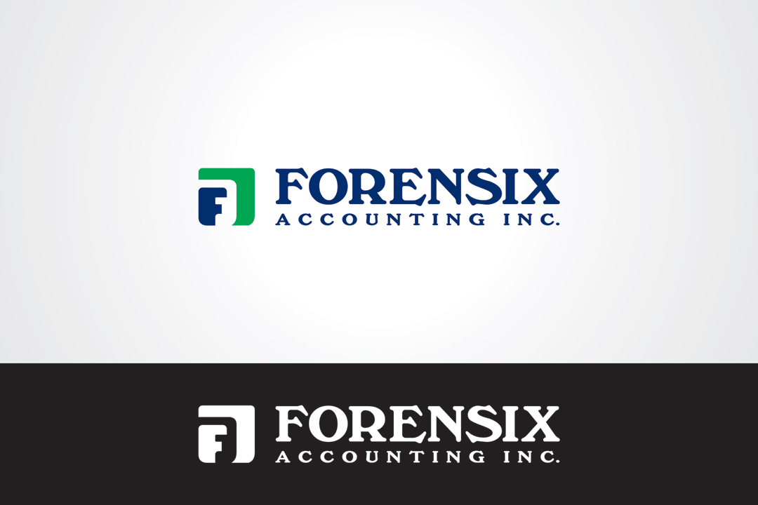 Logo Design by vdhadse - Entry No. 11 in the Logo Design Contest FORENSIX ACCOUNTING INC. Logo Design.