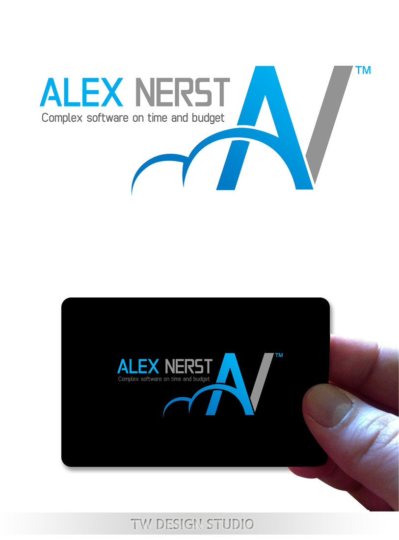 Logo Design by Private User - Entry No. 64 in the Logo Design Contest Artistic Logo Design for Alex Nerst.
