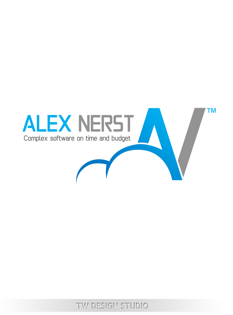 Logo Design by Private User - Entry No. 65 in the Logo Design Contest Artistic Logo Design for Alex Nerst.