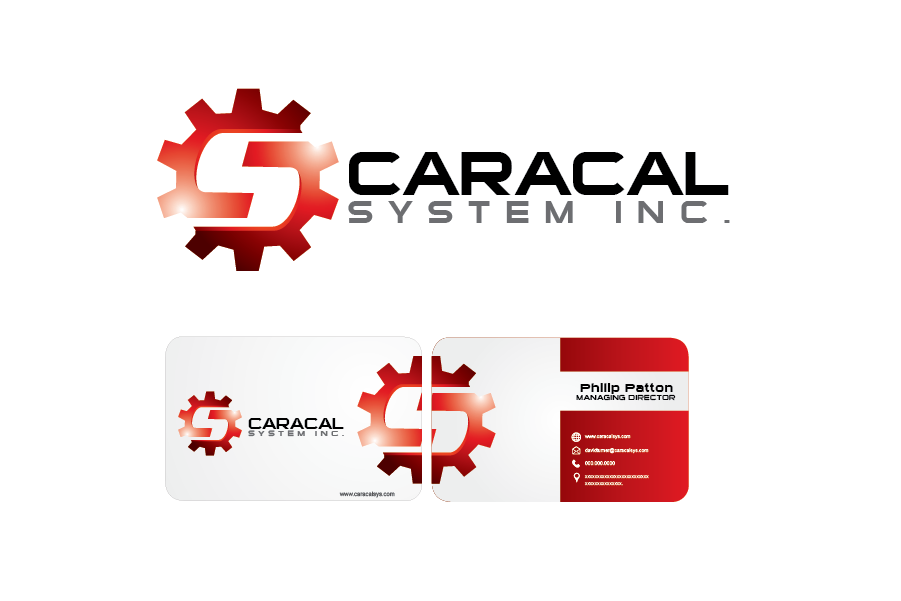 Logo Design by Private User - Entry No. 31 in the Logo Design Contest Inspiring Logo Design for Caracal Systems Inc..