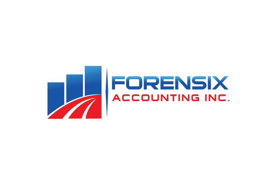 Logo Design by Private User - Entry No. 14 in the Logo Design Contest FORENSIX ACCOUNTING INC. Logo Design.