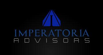 Logo Design by Boba Dizajn - Entry No. 9 in the Logo Design Contest Unique Logo Design Wanted for Imperatoria Advisors.