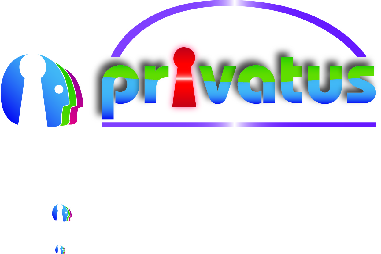 Logo Design by Jonathan Aclado - Entry No. 324 in the Logo Design Contest New Logo Design for privatus.