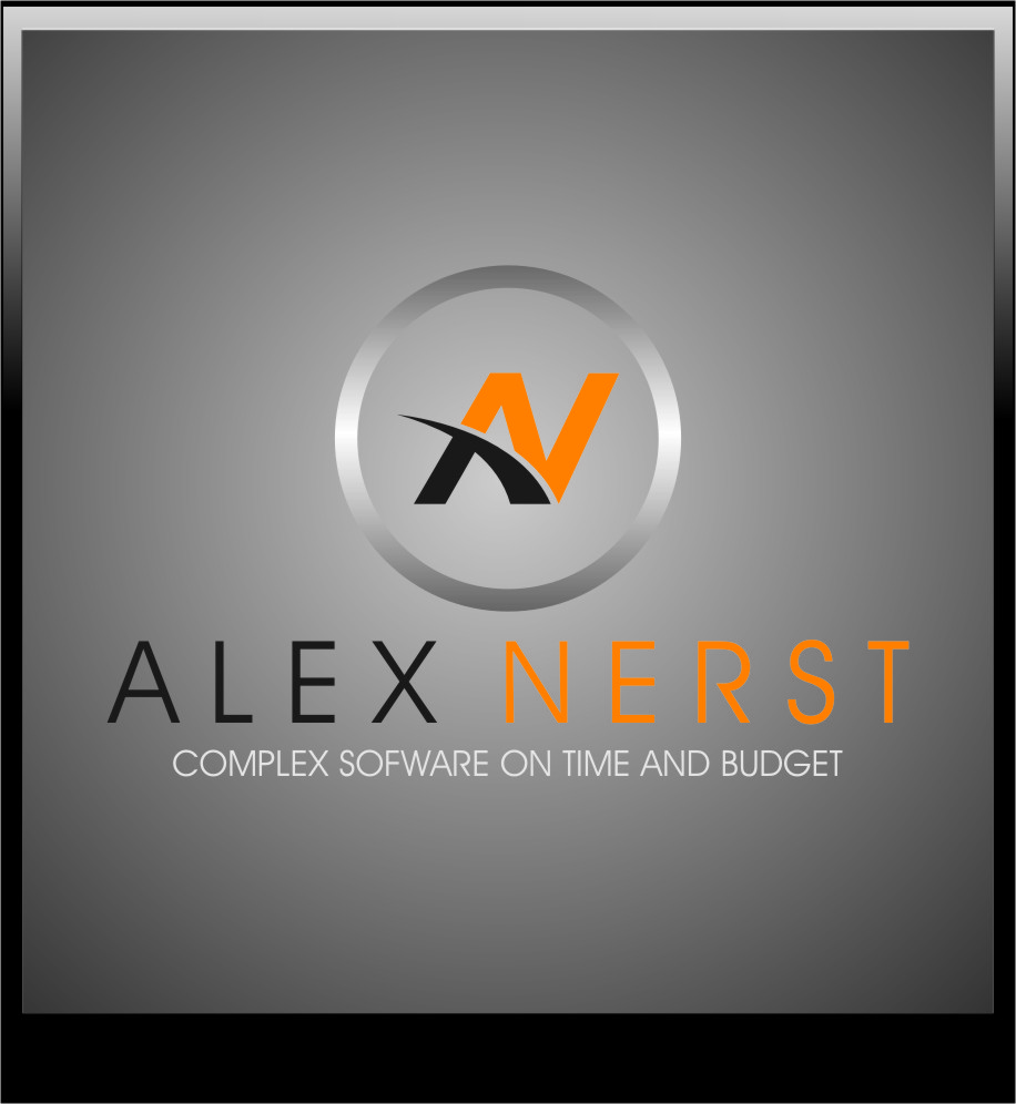 Logo Design by Ngepet_art - Entry No. 75 in the Logo Design Contest Artistic Logo Design for Alex Nerst.
