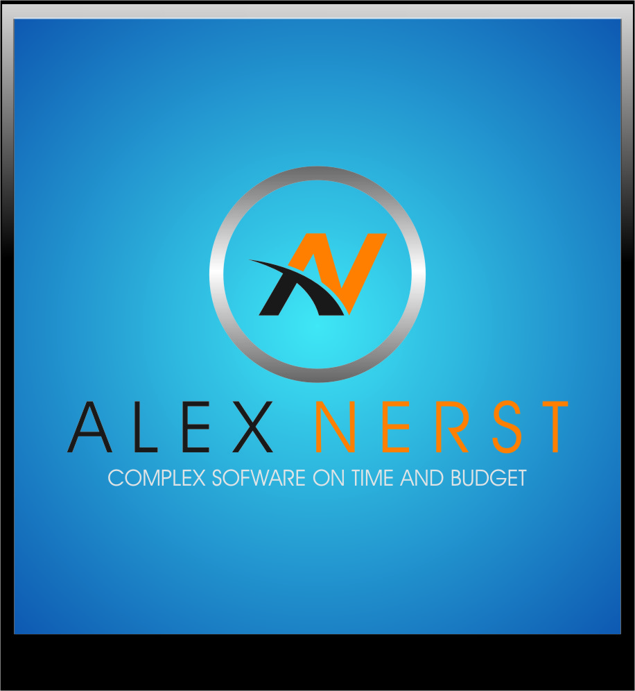 Logo Design by RoSyid Rono-Rene On Java - Entry No. 76 in the Logo Design Contest Artistic Logo Design for Alex Nerst.