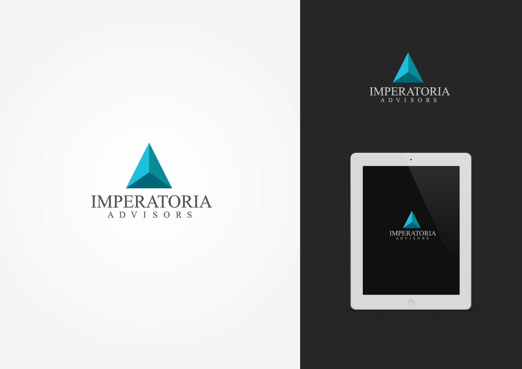 Logo Design by Osi Indra - Entry No. 12 in the Logo Design Contest Unique Logo Design Wanted for Imperatoria Advisors.