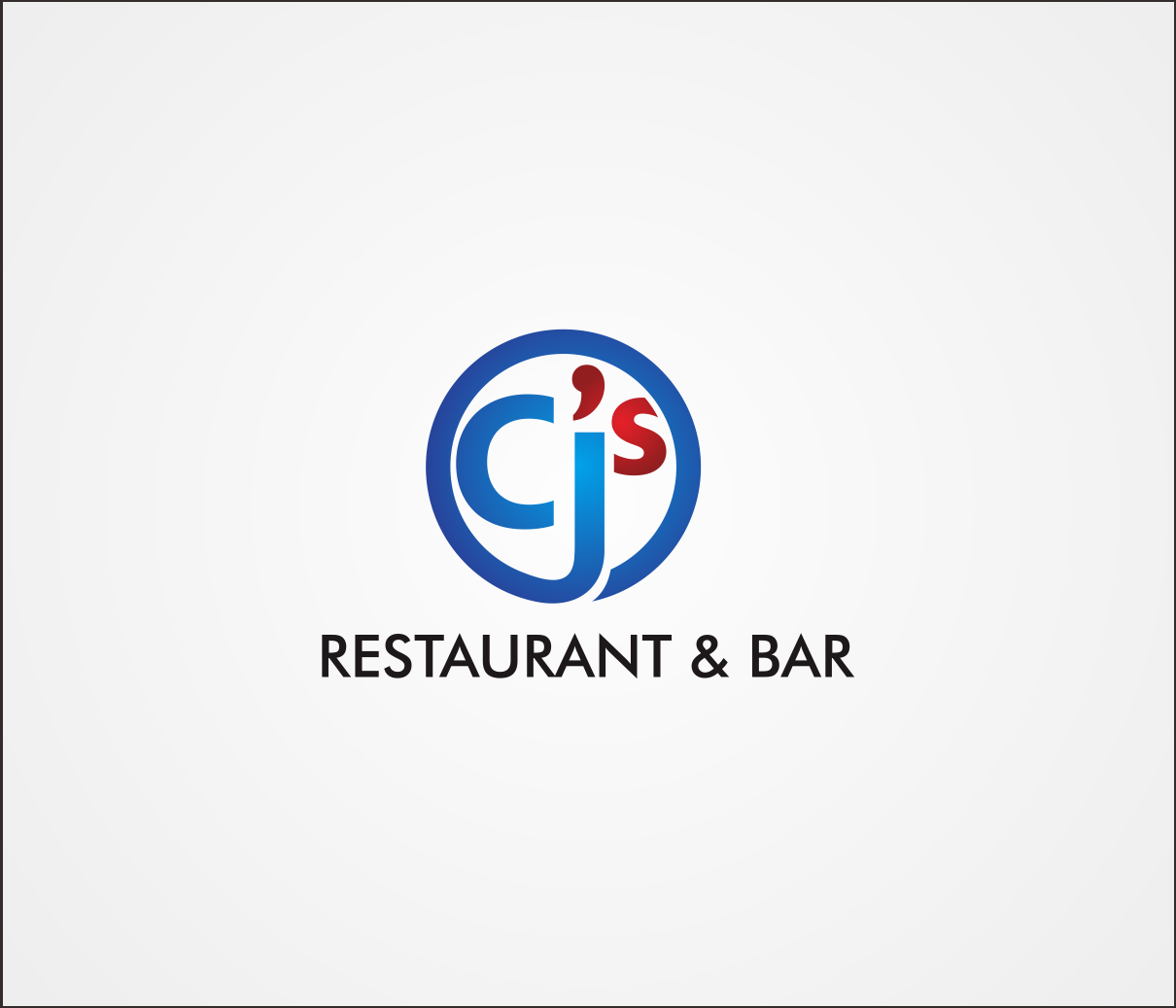 Logo Design by Armada Jamaluddin - Entry No. 123 in the Logo Design Contest Inspiring Logo Design for Cj's.