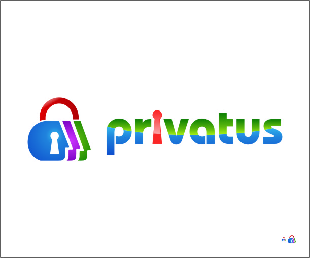 Logo Design by RasYa Muhammad Athaya - Entry No. 327 in the Logo Design Contest New Logo Design for privatus.